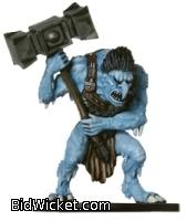 Ice Troll, Aberations, Dungeons and Dragons Miniatures