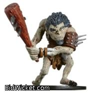 Ogre Zombie, Aberations, Dungeons and Dragons Miniatures