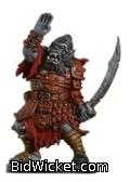 Orc Sergeant, Aberations, Dungeons and Dragons Miniatures