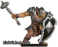 Bugbear Lancebreaker, Against the Giants, Dungeons and Dragons Miniatures
