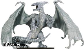 Elder White Dragon, Against the Giants, Dungeons and Dragons Miniatures