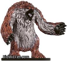 Furious Owlbear, Against the Giants, Dungeons and Dragons Miniatures