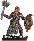Skullcleave Warrior, Against the Giants, Dungeons and Dragons Miniatures