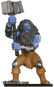 Storm Giant Thunderer, Against the Giants, Dungeons and Dragons Miniatures