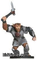Bugbear Champion of Erythnul, Angelfire, Dungeons and Dragons Miniatures