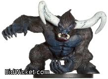Feral Minotaur, Angelfire, Dungeons and Dragons Miniatures