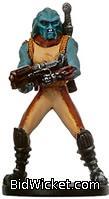 Nym, Bounty Hunters, Star Wars Miniatures