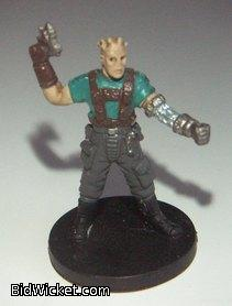 Bao-Dur, Knights of the Old Republic, Star Wars Miniatures