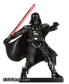 Darth Vader, Scourge of the Jedi, Knights of the Old Republic, Star Wars Miniatures