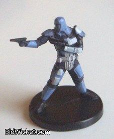 Mandalorian Scout, Knights of the Old Republic, Star Wars Miniatures