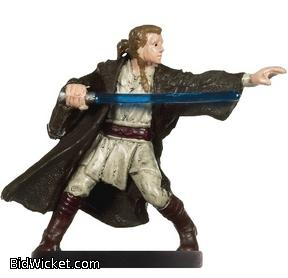 Obi-Wan Kenobi, Padawan, Knights of the Old Republic, Star Wars Miniatures