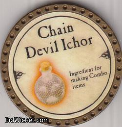 Chain Devil Ichor, Special Tokens, True Dungeon Tokens