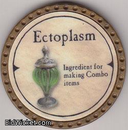 Ectoplasm, Special Tokens, True Dungeon Tokens