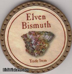 Elven Bismuth, Special Tokens, True Dungeon Tokens
