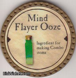 Mind Flayer Ooze, Special Tokens, True Dungeon Tokens