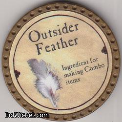 Outsider Feather, Special Tokens, True Dungeon Tokens