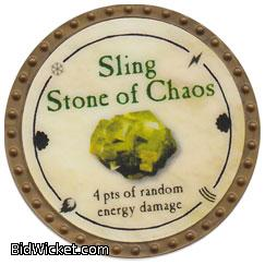 Sling Stone of Chaos, Special Tokens, True Dungeon Tokens