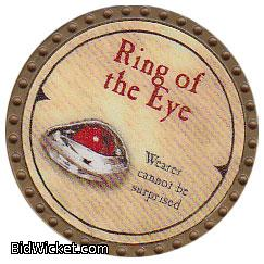 Ring of the Eye, Special Tokens, True Dungeon Tokens