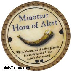 Minotaur Horn of Alert, Special Tokens, True Dungeon Tokens