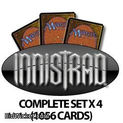 4x Innistrad Complete Set (1056 Cards)