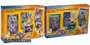 Prime Challenge Box Bundle with Machamp and Yanmega