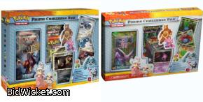 Prime Challenge Box Bundle with Espeon and Umbreon