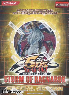 Storm of Ragnarok Special Edition Booster Pack