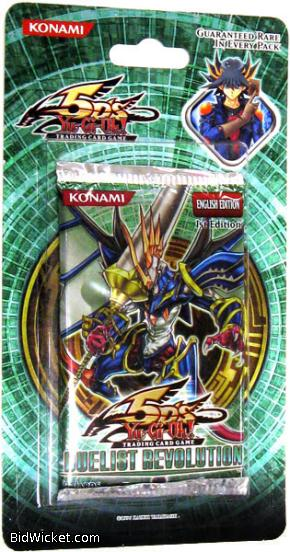 Duelist Revolution Sealed Blister Pack