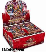 Sealed Yugioh Duelist Pack Yusei 2 Booster Box of 36 Packs