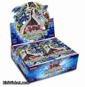 Sealed Yugioh Duelist Pack Kaiba Booster Box of 36 Packs