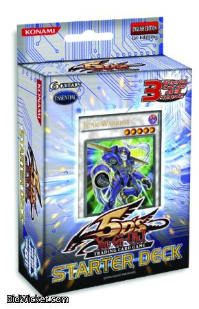 5D's 2008 Starter Deck in English
