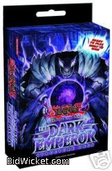 The Dark Emperor Structure Deck in English