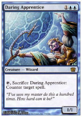 Name: Daring Apprentice