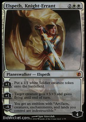 Elspeth, Knight-Errant Planeswalker Starter Decks