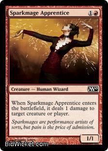 Name: Sparkmage Apprentice