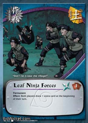 Hidden Leaf NInja