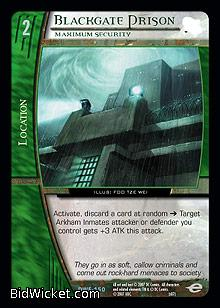 Blackgate Prison | RM.