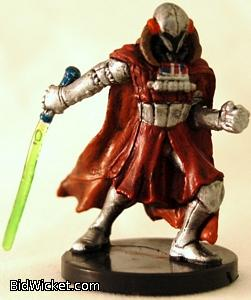 Star wars miniatures masters of the force saesee tiin jedi master