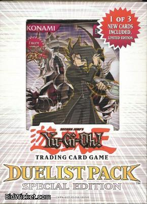 Yugioh Chazz Jaden Duelist Pack Promo  Topps Basesball Cards